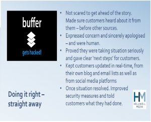 Helliwell Media | Buffer Crisis | Carlisle, Cumbria